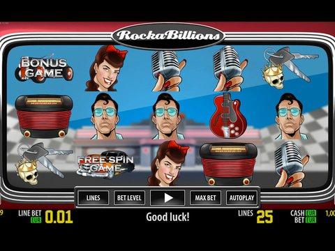Rockabillions HD Game Preview