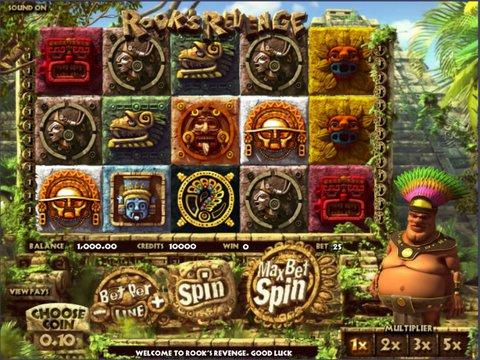 Hunt For Prizes In No Download RookS Revenge Slots