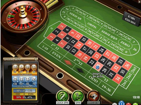 Roulette Pro Game Preview