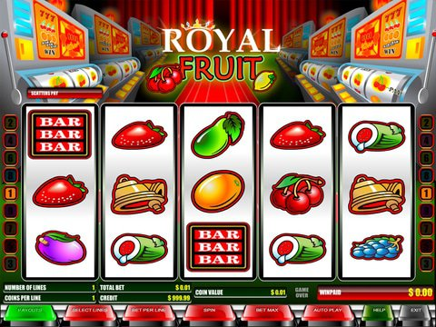 Royal Fruit Game Preview