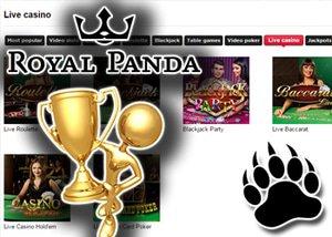 Royal Panda Winner Scoops $65K