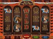 Royal Treasures Game Preview