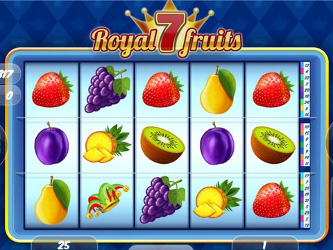 Royal7Fruits Game Preview