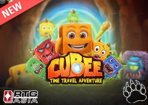 RTG Casinos New Cubee: Time Travel Adventure Slot