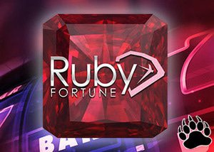 Ruby Fortune Casino gets a new look
