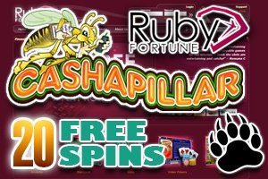 Ruby Fortune Casino no deposit bonus