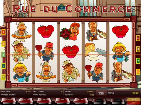 Play Rue du Commerce Free Right Here on This Page