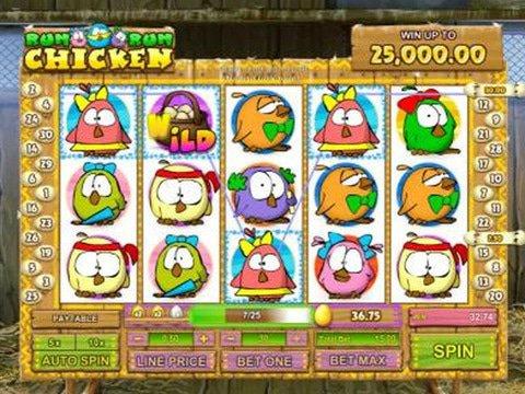 Spiele Run Chicken Run - Video Slots Online