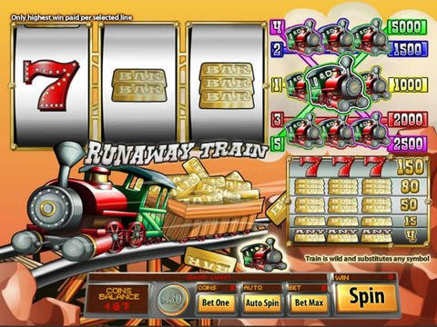 Runaway Train Game Preview