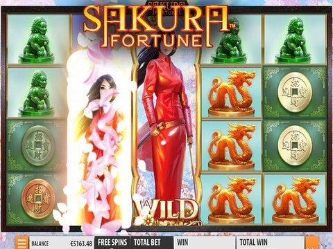 Sakura Fortune Game Preview