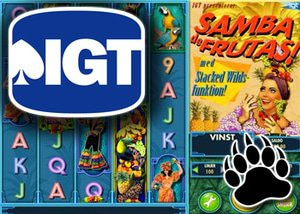 New Samba De Frutas Slot Game