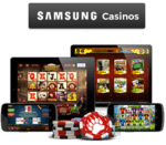 Samsung mobile casinos