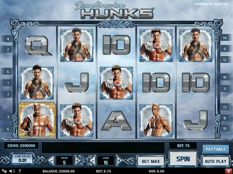 Scandinavian Hunks Game Preview