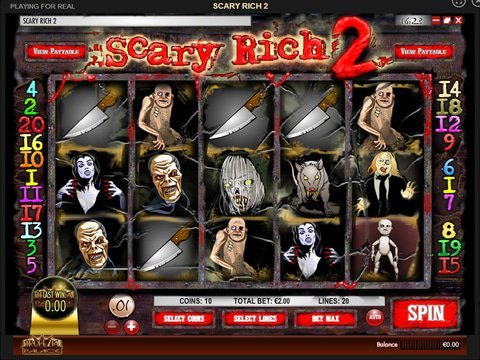 Play Monster Carlo II Slot Machine Free with No Download