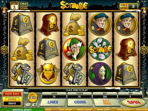 Scrooge Game Preview