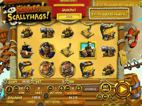 Scruffy ScallyWags Game Preview