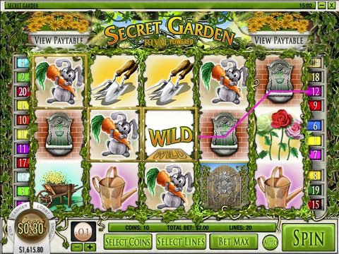 Secret Garden Game Preview