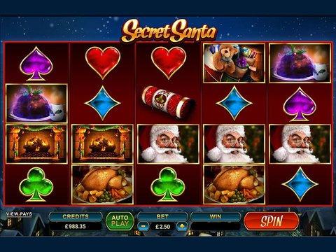 Secret Santa Game Preview