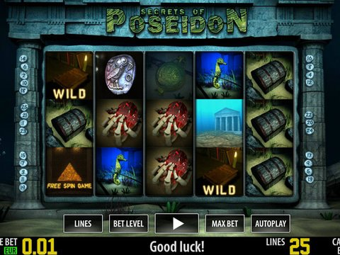 Secrets Of Poseidon HD Game Preview