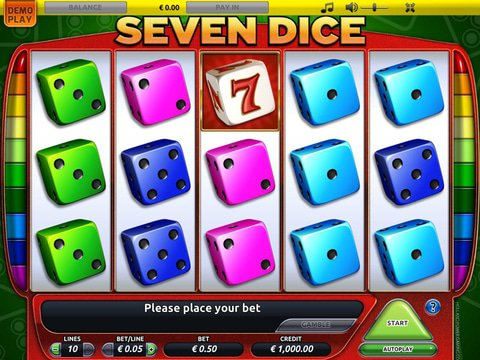 Seven Dice Game Preview