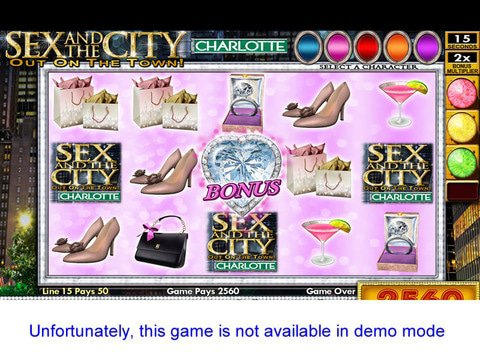 Sex And The City Slot Machine App