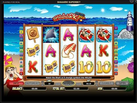 Shaaark! Superbet Game Preview