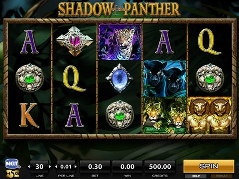 Shadow of The Panther Game Preview