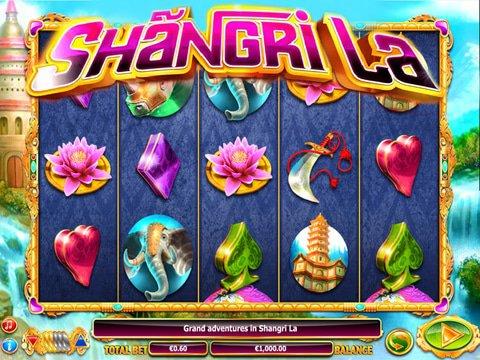 Shangri La Game Preview