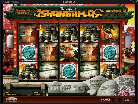 Shangri La No Download Slot Machine