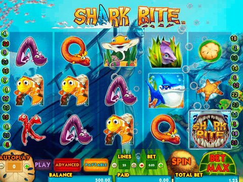 Shark Bite Game Preview