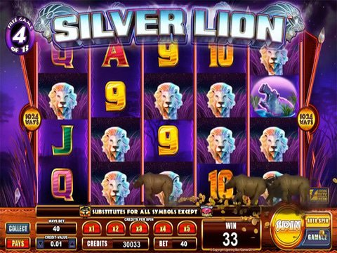 Silver Lion Deluxe Game Preview