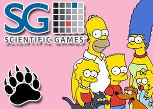 The Simpsons Slot Machine Released by Scientific Games