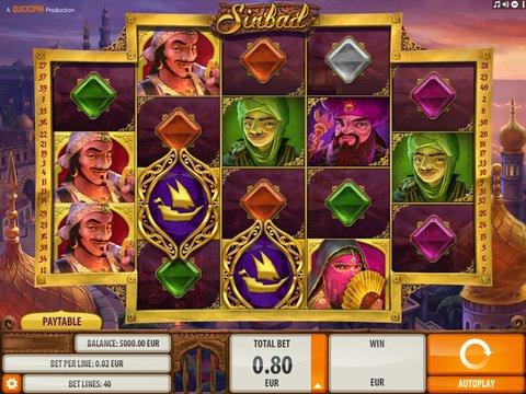 Play Voyag Sinbad Slot Machine Free With No Download