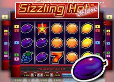 Image result for Try Your Hand In This Happy Fruit Blasting Sizzling Hot Deluxe Game
