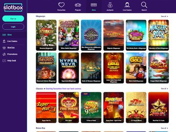 SlotBox Software Preview