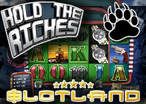 slotland casino new slot hold the riches