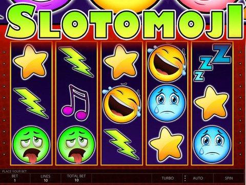 Slotomoji Game Preview