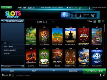 Slots Heaven Software Preview