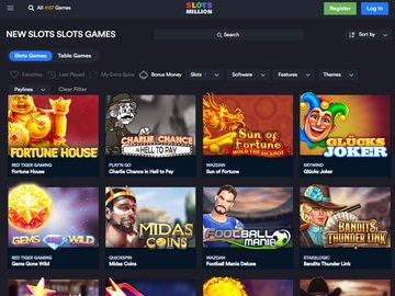 Slots Million Casino Software Preview