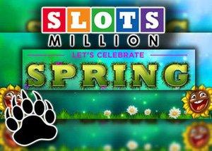 slots million promo spring break