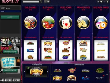 Slots.lv Software Preview