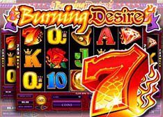 Burning Desire Slot Odds