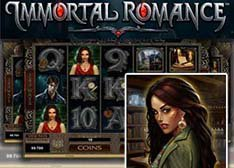 Immortal Romance Best Slot