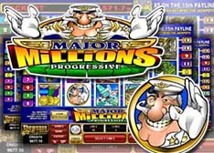 Major Millions Mac Slot