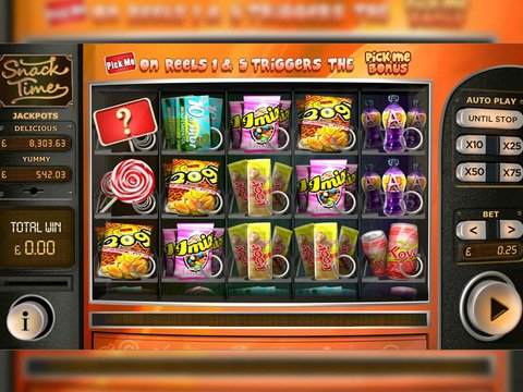 Snack Time Game Preview