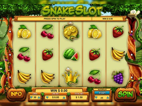 Snake Game Preview