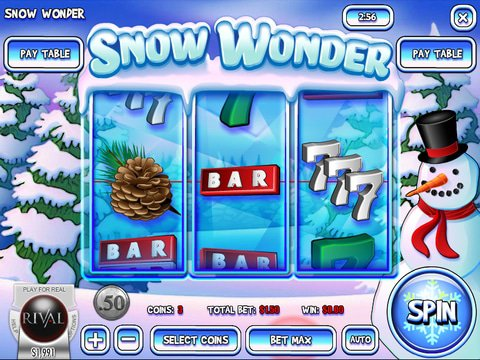Snow Wonder Game Preview