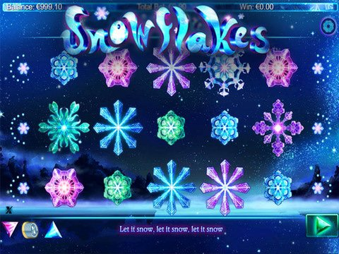 Snowflakes Game Preview