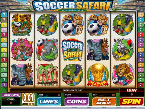 Soccer Safari Game Preview