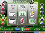 Soccer Slots Game Preview